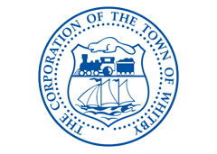 Town of Whitby logo